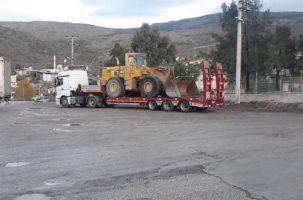 Trabzon ve Ordu da boşta lowbedler